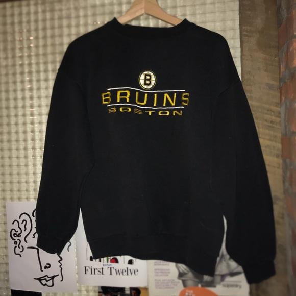 Vintage Boston bruins hockey crewneck sweatshirt. M 5ab16a75077b9744375ec668 6e84cb1a8c1